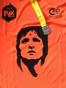 6. Johan Cruijff Run 14km