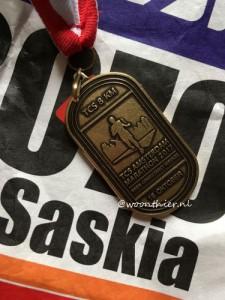 12. 8K amsterdam Marathon