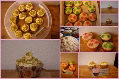 Collage cupcakes dansschool GOED