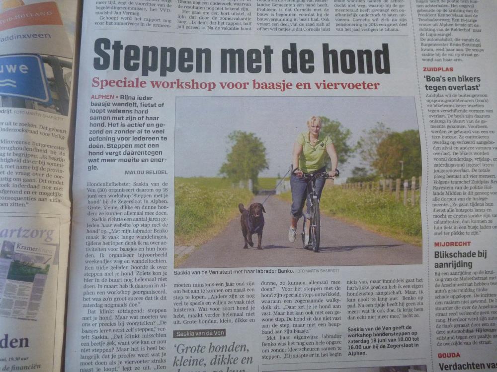 Artikel AD Groene Hart